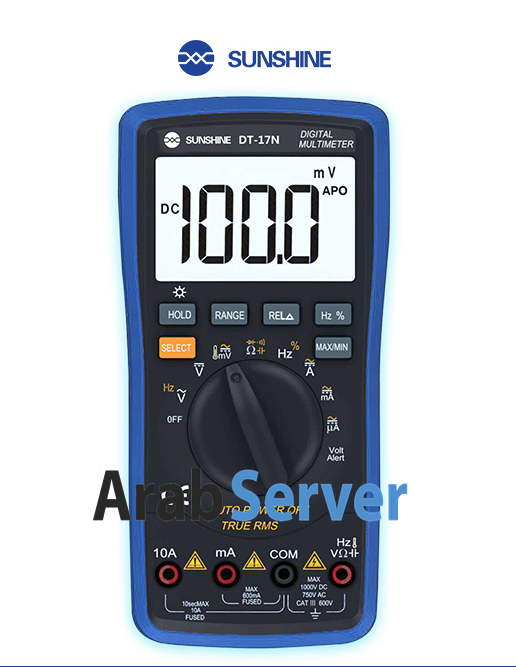 AUTO DIGITAL MULTIMETER SS-DT17N